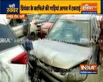 Vehicles of Priyanka Gandhi