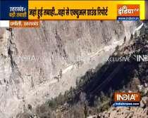 Uttarakhand Glacier Burst: Many trapped inside Tapovan tunnel; rescue operation underway