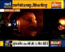 Chamoli disaster: Death toll 32, rescue operation underway