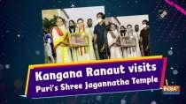 Kangana Ranaut visits Puri