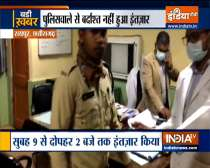 Dispute between doctors and police constable at hospital in Chhattisgarh