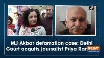 MJ Akbar defamation case: Delhi Court acquits journalist Priya Ramani