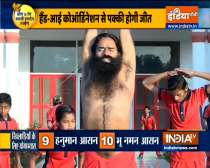 Swami Ramdev suggests yogasanas players should do for a fit body