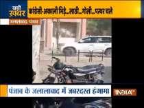 Congress, SAD workers clash in Punjab