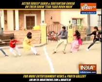 Tera Yaar Hoon Main: Baggas and Bansals challenge each other in a Tug of War game