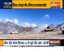 WATCH: Indian Army video of ongoing disengagement process in Ladakh