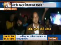 VIDEO: West Bengal minister Jakir Hossain injured in crude bomb attack