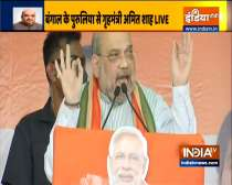 If you want employment, then you must vote for NDA govt: Amit Shah
