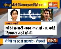 BJP releases Mamata Banerjee