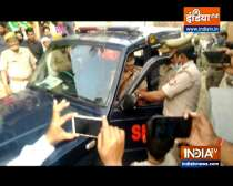 UP Police seize properties wanted criminal in Ghaziabad