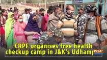 CRPF organises free health checkup camp in JandK