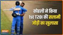 IND vs ENG: Rahul or Dhawan? Virat Kohli confirms India