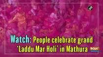Watch: People celebrate grand