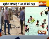Sachin Vaze taken to Mithi river in Mumbai by NIA, divers found hard disk, car number plate