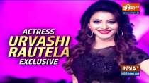 Actress Urvashi Rautela talks about her music video