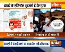 War of words between Shiv Sena-NCP over Sachin Vaze case