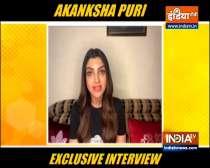 Akanksha Puri on her new music video Dangerous