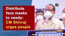 Distribute face masks to needy: CM Shivraj urges people