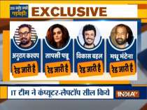 IT raids on Anurag Kashyap, Taapsee Pannu: Tax discrepancy of Rs 350 crore surfaces