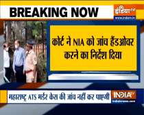 Thane court asks Maharashtra ATS to stop probe in Mansukh Hiren case, transfer documents to NIA
