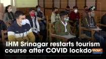 IHM Srinagar restarts tourism course after COVID lockdown