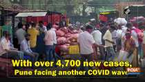 With over 4,700 new cases, Pune facing another COVID wave