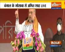 Bengal Polls 2021: Amit Shah talks about