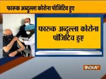 NC chief Farooq Abdullah tests positive for Covid-19
