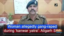 Woman allegedly gang-raped during