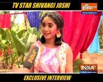 Know Yeh Rishta Kya Kehlata Hai actress Shivangi Joshi