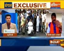 Watch Kailash Vijayvargiya Speaks to India TV about the Politics on Mamata Banerjee
