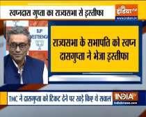 Swapan Dasgupta tenders resignation as Rajya Sabha MP