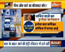 Ambani Bomb Scare: Hunt on to find the man behind Sachin Vaze
