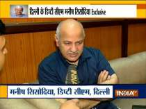 Following nationalism should not be taken as copying any party as Delhi Deputy CM Manish Sisodia