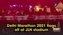 Delhi Marathon 2021 flags off at JLN stadium