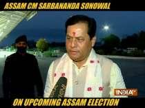 Assam CM Sarbananda Sonowal confident of BJP