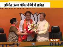 Actor Arun Govil, known for playing lord Ram in Ramayan TV series, joins BJP