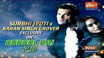 Qubool Hai 2.0: Karan Singh Grover and Surbhi Jyoti are back in a heartwarming show
