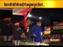 Farooq Abdullah dances to Bollywood song at Amarinder Singh