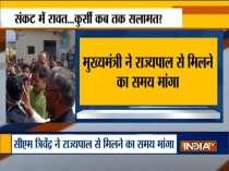 Uttarakhand CM reaches Dehradun, likely to meet Governor today
