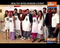 Arjit Taneja, Abhishek Verma, Vishal Singh talks about staying healthy