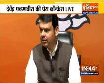 Ambani Bomb Scare: Devendra Fadnavis attacked Maharashtra govt, says politics in Mumbai has been criminalized