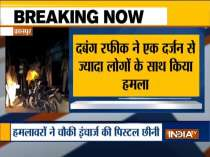 2 policemen injured in attack by mob in Kanpur