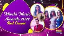 Mirchi Music Awards 2021 Red Carpet