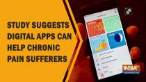 Study suggests digital apps can help chronic pain sufferers
