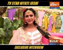 Yeh Rishta Kya Kehlata Hai actress Niyati Joshi aka Suvarna talks about her Holi plans
