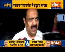 No question of Maharashtra home minister Anil Deshmukh resigning, reveals Jayant Patil after meeting Sharad Pawar
