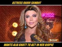 Rakhi Sawant talks about her mother