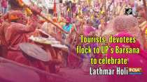 Tourists, devotees flock to UP