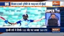 Prithvi Shaw slams 165 in Vijay Hazare Trophy; breaks Mayank Agarwal